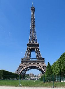 paris tour eiffel